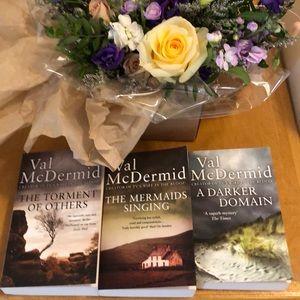 📚 Val McDermid thriller bundle